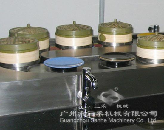 旋转火锅设备多少钱_三禾集团