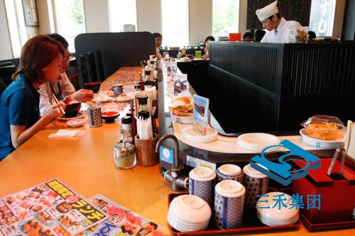 寿司回转传送带多少钱—三禾集团