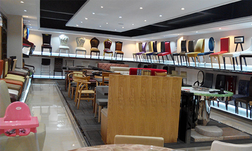 三禾餐饮设备一站式采购基地——桌椅